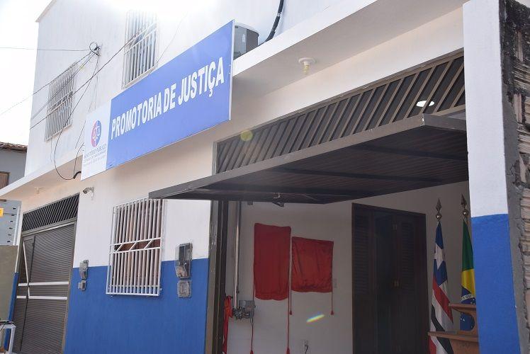 procurador geral luiz gonzaga coelho inaugura nova sede da promotoria de mirinzal 2 - Procurador Geral Luiz Gonzaga Coelho inaugura nova sede da promotoria de Mirinzal - minuto barra
