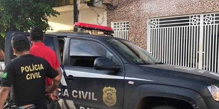 urgente gaeco e policia civil predem envolvidos em esquema de emendas parlamentares no maranhao - URGENTE!! GAECO e Polícia Civil predem envolvidos em esquema de emendas parlamentares no Maranhão - minuto barra