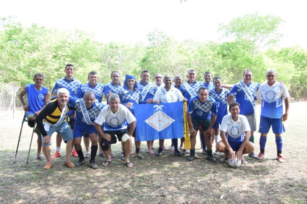 14 1024x682 - Adão Nunes realiza o I encontro dos amigos da Associação Atlética Benfica de Barra do Corda - minuto barra