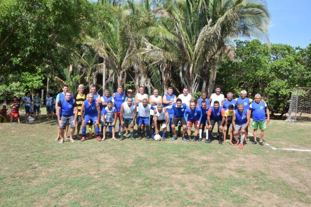 15 1024x682 - Adão Nunes realiza o I encontro dos amigos da Associação Atlética Benfica de Barra do Corda - minuto barra