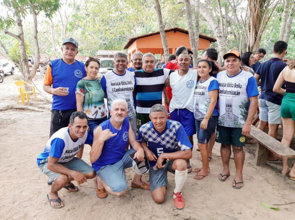 20 1024x766 - Adão Nunes realiza o I encontro dos amigos da Associação Atlética Benfica de Barra do Corda - minuto barra