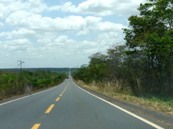 indigenas acabam de bloquear a br 226 entre grajau e barra do corda no maranhao - Indígenas acabam de bloquear a BR-226 entre Grajaú e Barra do Corda no Maranhão - minuto barra