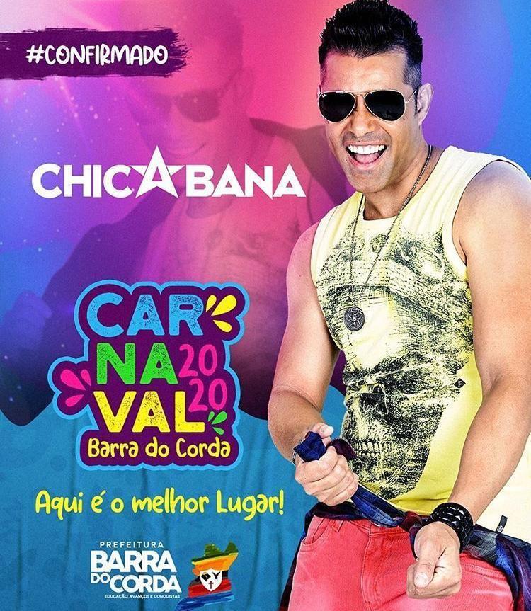 confira mais uma grande banda confirmada para o carnaval 2020 em barra do corda - CONFIRA: Mais uma grande banda confirmada para o carnaval 2020 em Barra do Corda - minuto barra
