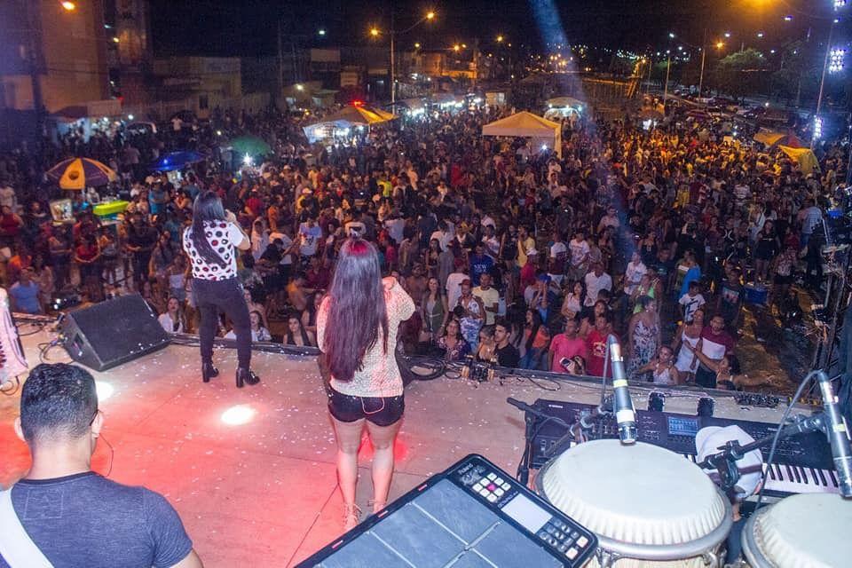 primeiro grito de carnaval leva uma multidao ao espaco cultural em barra do corda - Primeiro grito de carnaval leva uma multidão ao espaço cultural em Barra do Corda - minuto barra