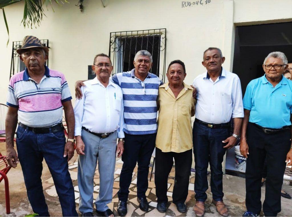 3 1024x763 - Pré-candidato a prefeito de Barra do Corda Adão Nunes participa de encontro com amigos - minuto barra