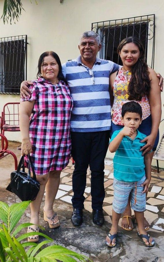 5 - Pré-candidato a prefeito de Barra do Corda Adão Nunes participa de encontro com amigos - minuto barra