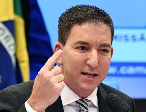 juiz federal rejeita denuncia do mpf contra o jornalista glenn do the intercept brasil - Juiz Federal rejeita denúncia do MPF contra o jornalista Glenn do The Intercept Brasil - minuto barra