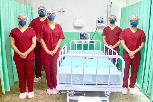 2 - COVID -19: Eric Costa anuncia 11 novos leitos para possíveis casos de coronavírus em Barra do Corda - minuto barra