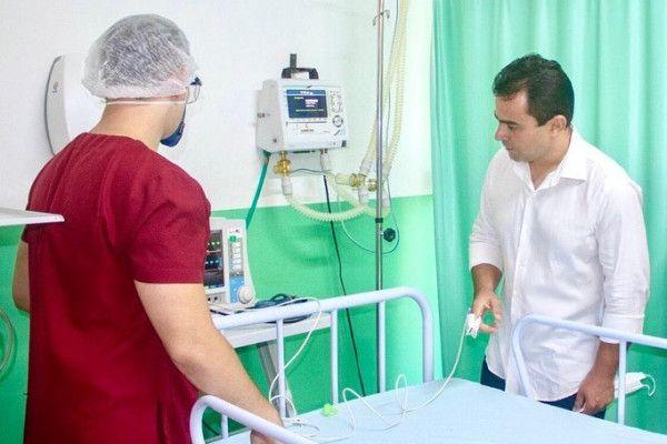 3 - COVID -19: Eric Costa anuncia 11 novos leitos para possíveis casos de coronavírus em Barra do Corda - minuto barra