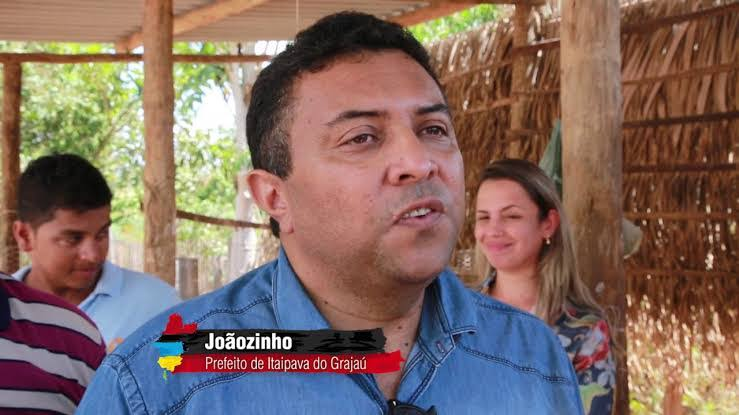 MPF denuncia na Justiça Federal o ex-prefeito de Itaipava do Grajaú, Joãozinho, e pede devolução de R$ 534 mil