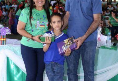 1º LUGAR: Educação Básica da gestão do prefeito Alex Duarte em Lagoa do Mato é classificada pelo MEC como a melhor do MA