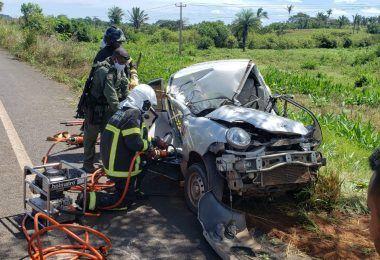 Italiano morre durante grave acidente na rodovia federal Br-226, no Maranhão