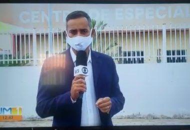 Reportagem da Tv Mirante/Afiliada da Globo diz que rede de saúde em Barra do Corda é uma das piores da região central do MA