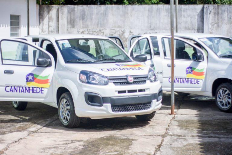 1 - Hildo Rocha entrega dois carros 0km e vários equipamentos para saúde pública de Cantanhede