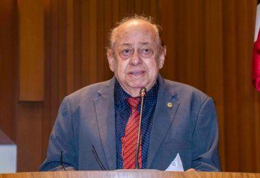 Deputado estadual Zé Gentil morre aos 80 anos vítima do Coronavírus