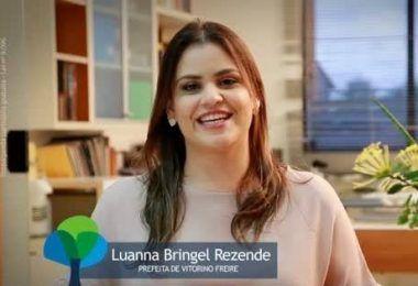 Gestão da prefeita Luanna Rezende em Vitorino Freire recebeu quase R$ 900 mil para o Covid-19
