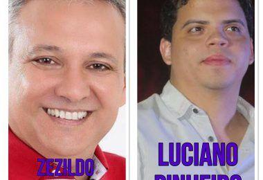 Gestão de Zezildo Almeida em Santa Helena e a de Luciano Genésio em Pinheiro recebem primeira parcela milionária do Auxílio Financeiro