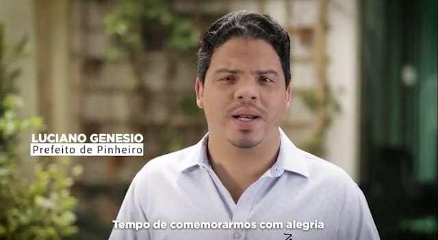 Gestão do prefeito Luciano Genésio em Pinheiro recebeu nos últimos 60 dias para o Covid-19 mais de R$ 4 milhões
