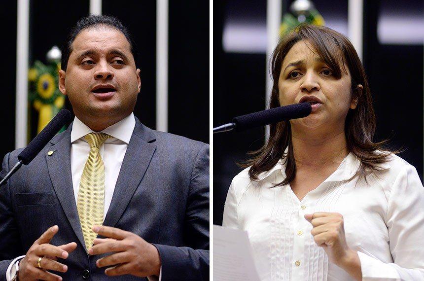 INACREDITÁVEL: Eliziane Gama e Weverton Rocha votaram contra o marco legal do saneamento aprovado pelo Senado