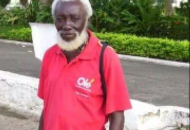 """LUTO: Morre aos 86 anos o famoso """"Lamparina"""" do povoado Narú, em Barra do Corda"""