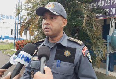 AMEAÇA CUMPRIDA: Após prefeito Tema insultar policiais militares, Comandante da PM de Tuntum é exonerado do cargo
