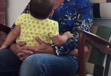 Cumprindo regras de isolamento, Roseana Sarney grava vídeo cantando toada de bumba-meu-boi para sua neta