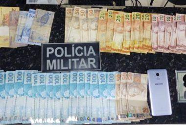 Dupla é detida com mais de R$ 1 mil em cédulas falsas no interior do Maranhão
