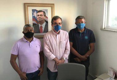 ELEIÇÕES 2020: Pré-candidato a prefeito Adão Nunes teve final de semana bastante movimentado e com várias reuniões políticas