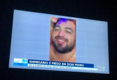 Empresário de Dom Pedro preso acusado de levar uma garota menor de idade para motel em Barra do Corda, é transferido para a Penitenciária de Pedrinhas
