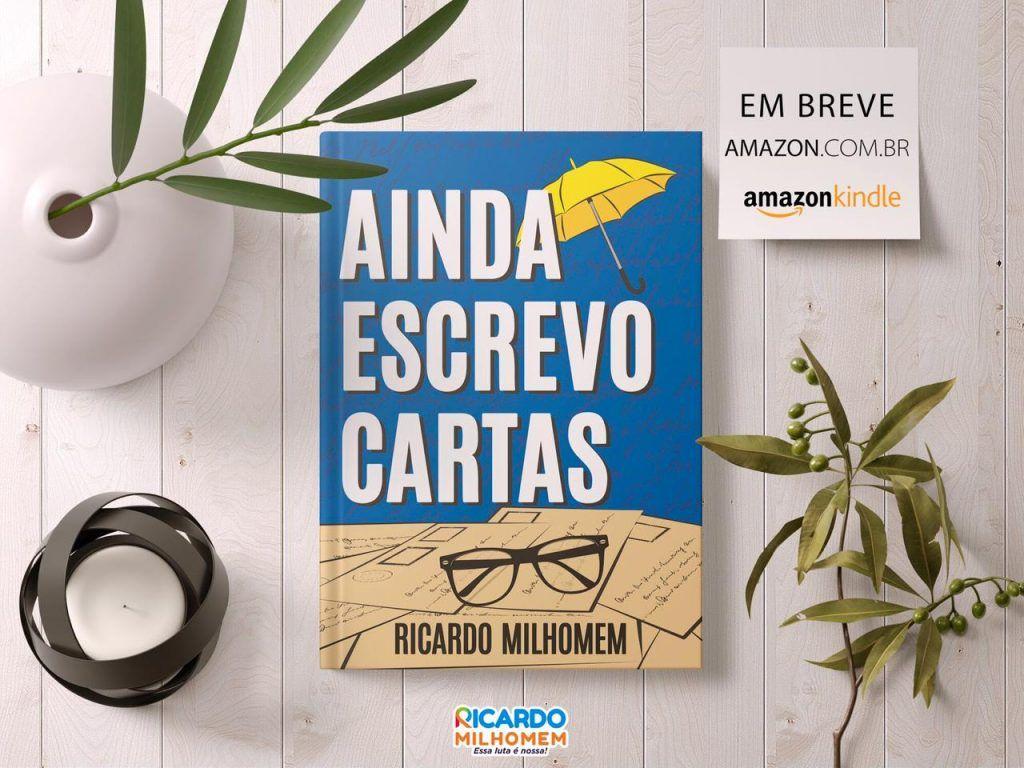 escritor ricardo milhomem de barra do corda lanca seu primeiro livro 1 1024x768 - Escritor Ricardo Milhomem de Barra do Corda lança seu segundo livro - minuto barra