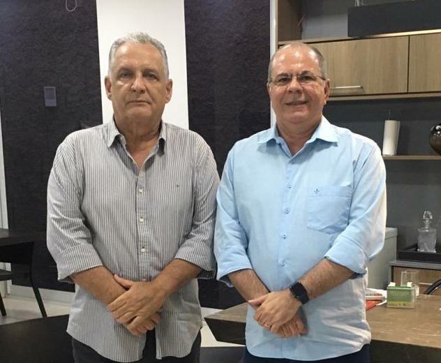 Hildo Rocha lamenta o falecimento do ex-prefeito de Codó, Ricardo Acher
