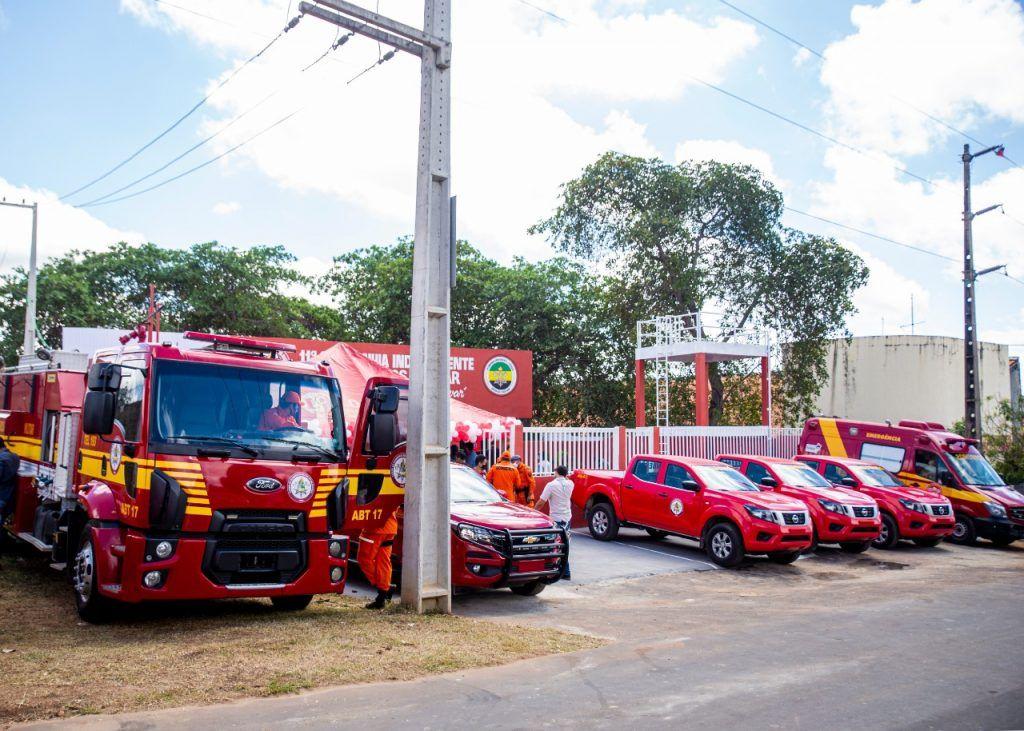 inauguracao unidade do corpo de bombeiros chega em barra do corda 1 1024x731 - INAUGURAÇÃO: Unidade do Corpo de Bombeiros chega em Barra do Corda - minuto barra