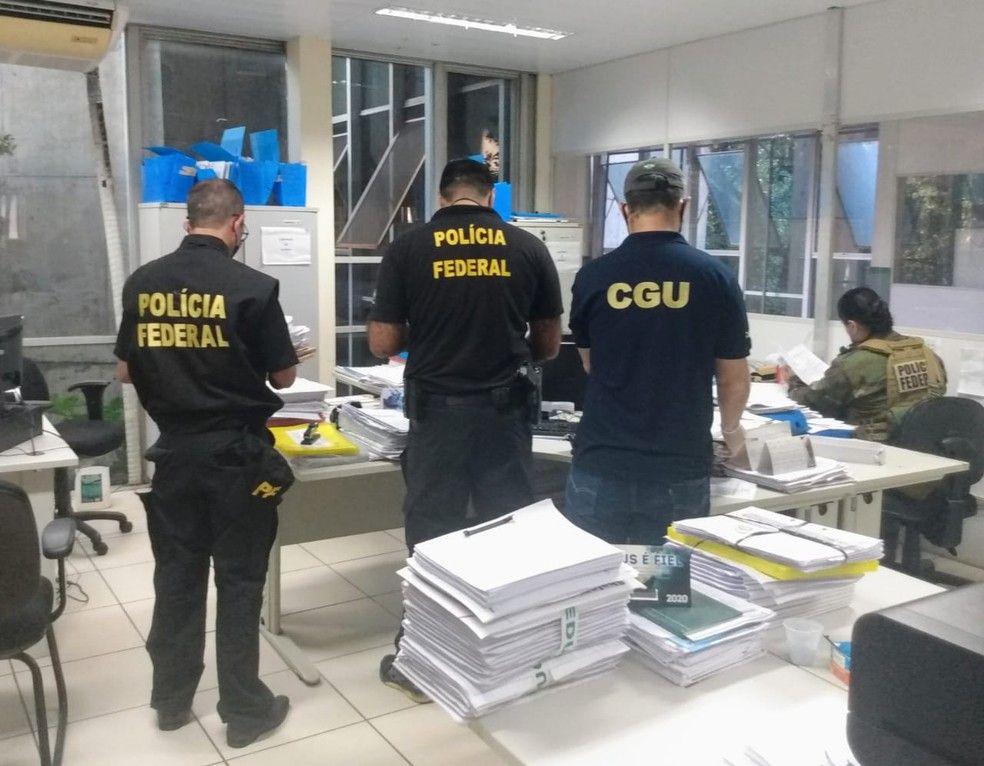 PF faz buscas na casa do governador do Piauí e no gabinete de deputada federal do estado