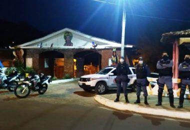Polícia Militar intensifica ações de prevenção e combate à criminalidade em Barra do Corda e municípios vizinhos