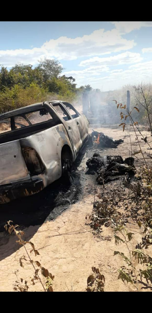 URGENTE!! Dois homens são mortos queimados no povoado Sabonete, em Grajaú