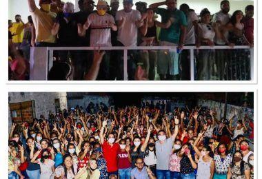 URGENTE!! Mistério Público Eleitoral denuncia Prefeito Tema, Fernando Pessoa e Dida do Tio Luis por propaganda eleitoral antecipada em Tuntum