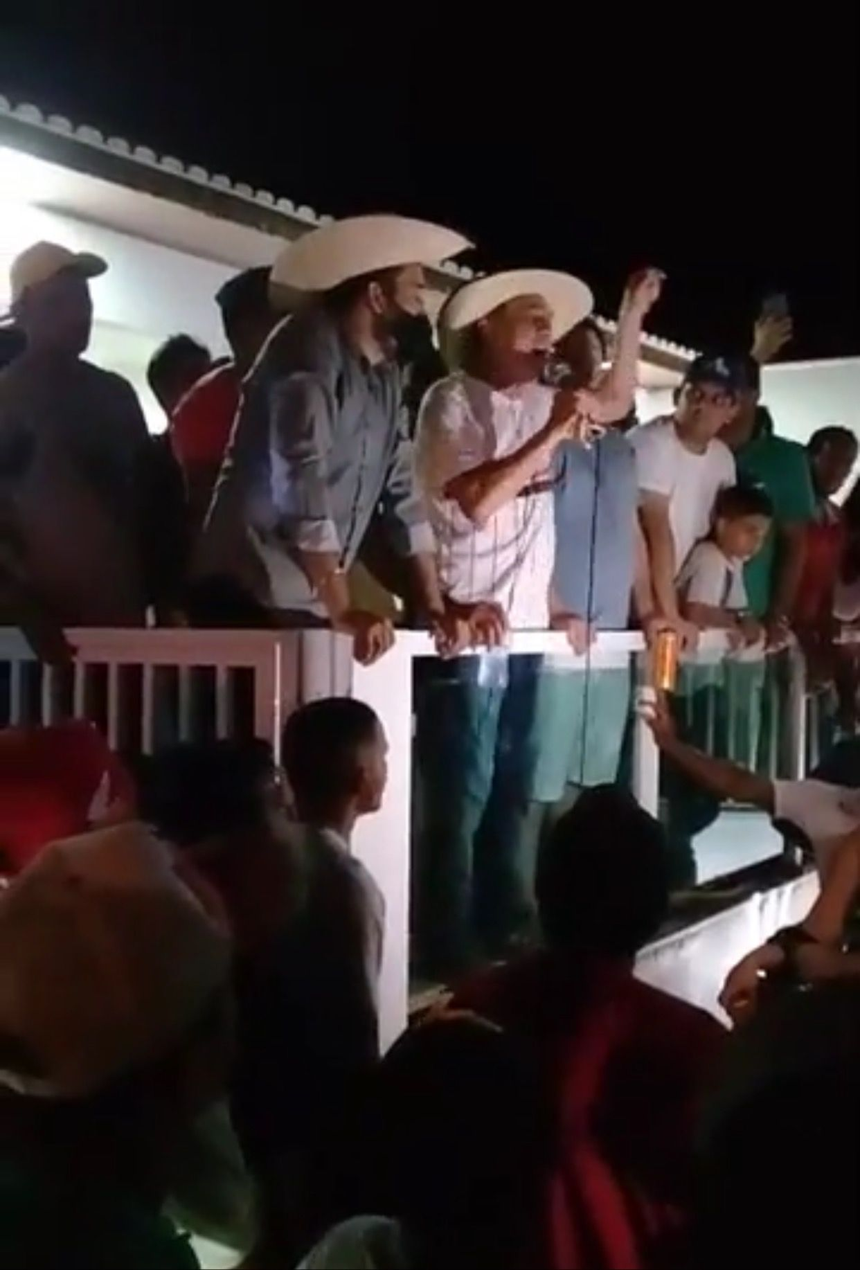 VEJA O VÍDEO: Prefeito Tema de Tuntum diz durante discurso que lugar de bandido é em Barra do Corda