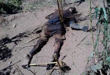 Corpo é encontrado em estado de decomposição em Jenipapo dos Vieiras