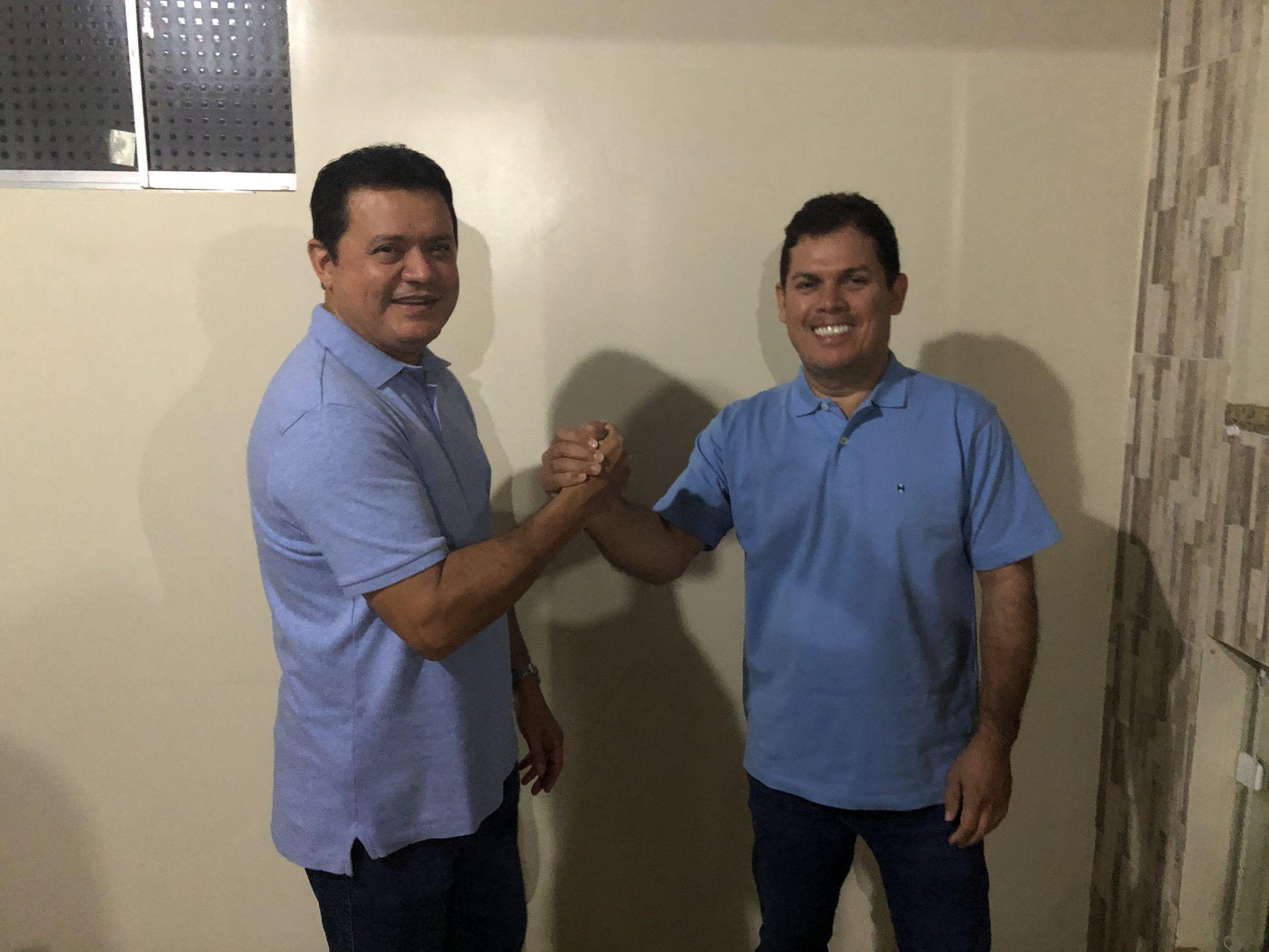 ELEIÇÕES 2020: Empresário Marcos da Unillar será o vice de Rigo Teles na disputa rumo ao comando da prefeitura de Barra do Corda