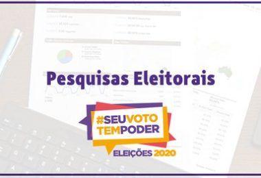 ELEIÇÕES 2020: Pesquisa registrada no TSE será divulgada nesta terça-feira(25) em Barra do Corda
