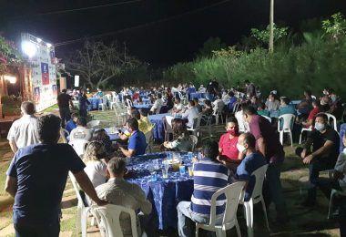 ELEIÇÕES 2020: Pré-candidato a prefeito Rigo Teles realiza encontro com a presença de dezenas de pré-candidatos a vereador em Barra do Corda