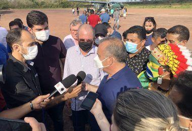 Ministro de Bolsonaro entrega mil casas do Minha Casa, Minha Vida em Barra do Corda