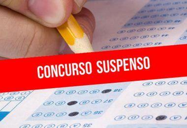 Na boca da urna e sob suspeita de fraude, mais um concurso público é suspenso no interior do Maranhão