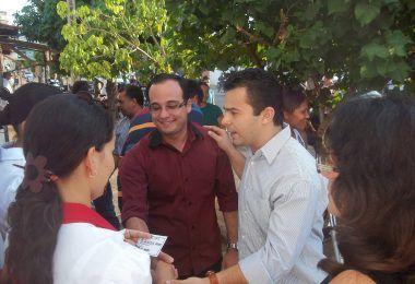 POLÍTICA: Após semanas de indefinições, grupo Eric Costa forma chapa para as eleições em Barra do Corda