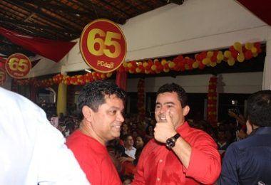 Resistência aumenta após anúncio do nome de Dr Adriano Brandes como candidato do PCdoB em Barra do Corda