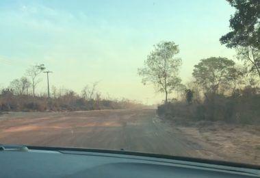 ALÔ DNIT!! Br-226 precisando de recuperação no trecho que corta a Reserva Indígena entre Barra do Corda e Grajaú, no Maranhão