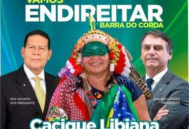 Após ameaça de ficar sem partido, Libiana Pompeu fará convenção nesta sexta-feira(4) em Barra do Corda