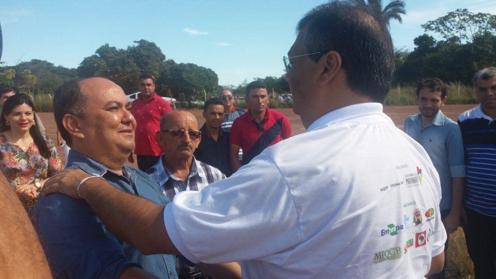 Após declarar apoio a Rigo Teles, Leocádio Cunha é demitido por Flávio Dino do cargo de superintendente em Barra do Corda