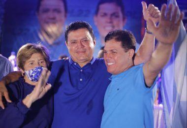 ELEIÇÕES 2020: Rigo Teles e Marcos Unillar registram suas candidaturas na Justiça eleitoral em Barra do Corda