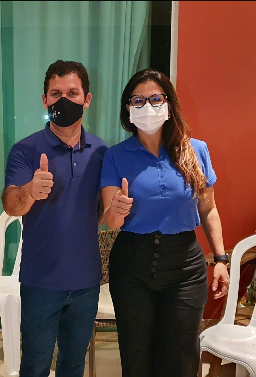 """""""Considero hoje Abigail Cunha como minha amiga pessoal e ninguém vai prejudicar nossa amizade"""", afirma Marcos Unillar"""